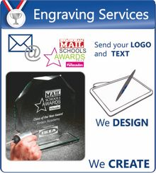 Trophy awards - Coventry, West Midlands - Coventry Trophy Centre - Engraving Services