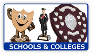 Trophy awards - Coventry, West Midlands - Coventry Trophy Centre - Schools & Colleges