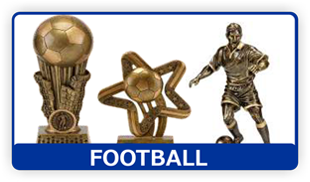 Trophy awards - Coventry, West Midlands - Coventry Trophy Centre - Football