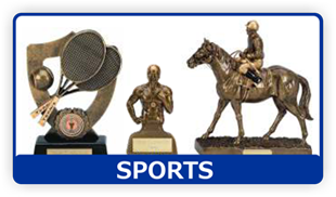 Trophy awards - Coventry, West Midlands - Coventry Trophy Centre - Sports
